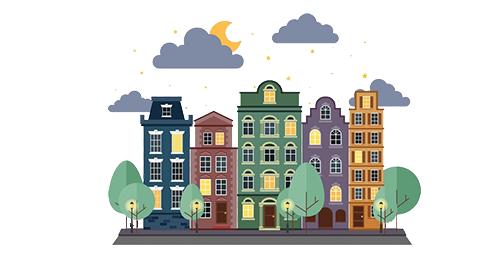 Экстраполяция стоимости квадратного метра на рынке недвижимости