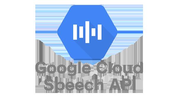 Google Cloud Speech