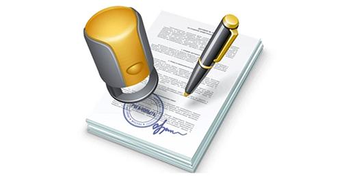Распознавание и идентификация подписей и печатей