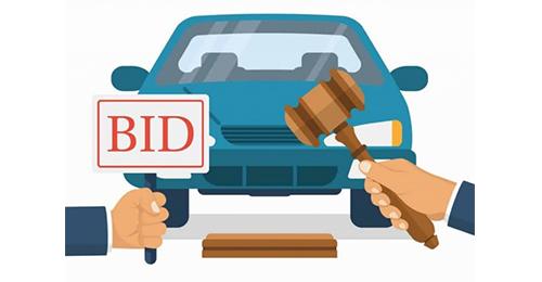 Продажа машин через online-аукционы
